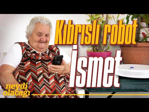 Kıbrıslı Robot İsmet... :)