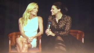 Lana + Victoria Panel @ Fairytales 3