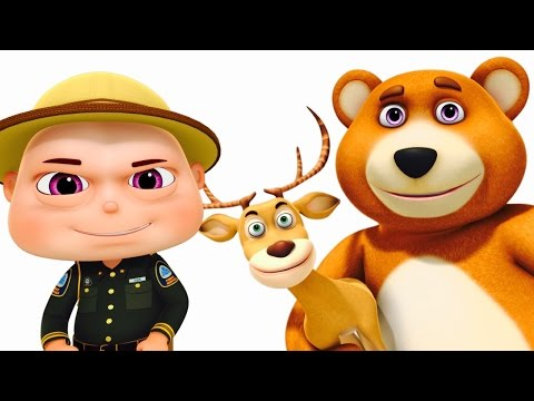 Zool Babies Forest Rangers Part 2 | Bear Rescue Episode | Cartoon Animation For Kids