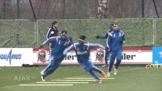 Тренировка ФК Аякс  /   Training  FC Ajax