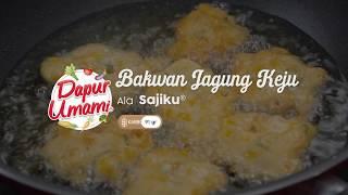 Bakwan Jagung Keju ala Sajiku®