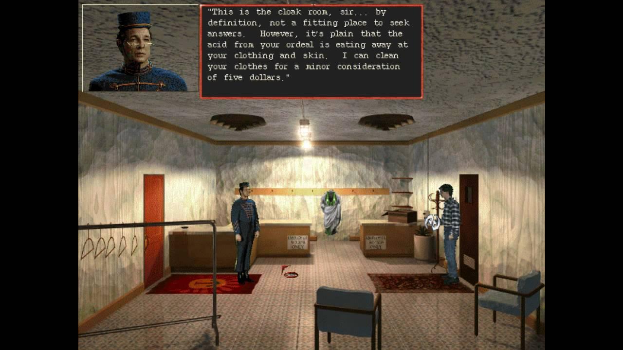 Harvester (PC Game) - Lodge [floor 1], pt. 1 - YouTube