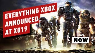Everything Xbox Announced at X019 - IGN Now