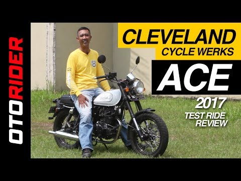 Cleveland Cycle Werks Ace 2017 Test Ride Review Indonesia | OtoRider