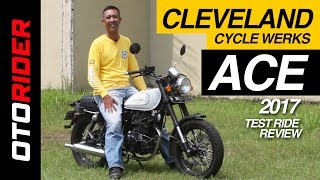 Cleveland Cycle Werks Ace 2017 Test Ride Review Indonesia | OtoRider | Supported by GIIAS 2017