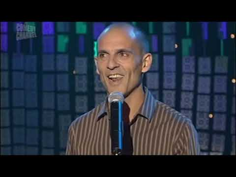 CARL BARRON Comedy Channel 2002 - Lucky Parking Spot / Avoiding People on the Train / No Arse