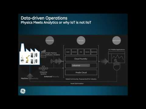 Learnings from IIoT Driven Manufacturing