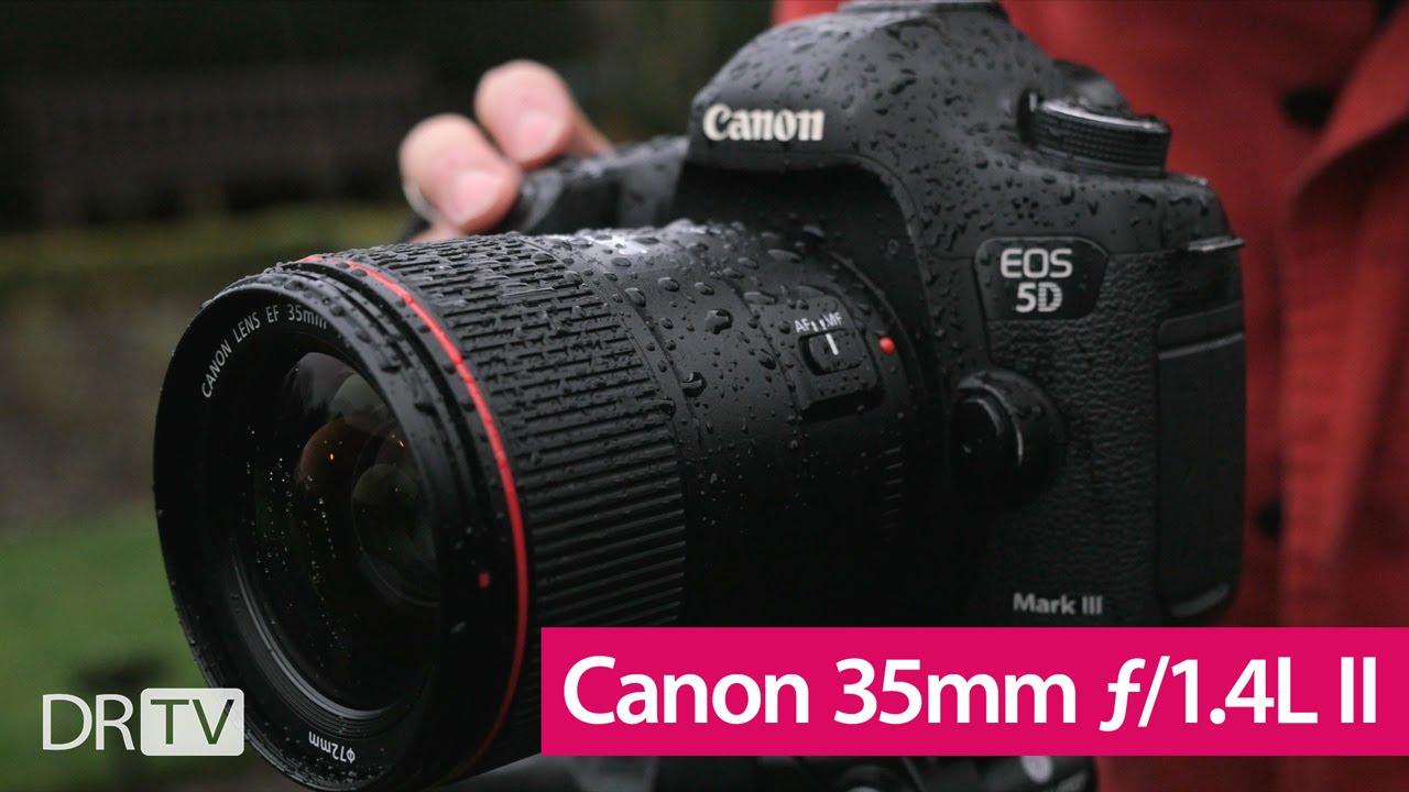 Canon EF 35mm f/1.4L II USM - Obiettivi - Obiettivi ...
