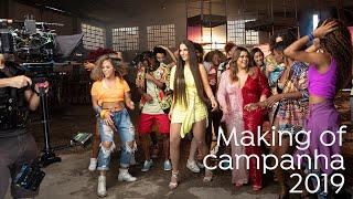 Confira os bastidores da campanha É Salon Line, Meu Amor | Ivete Sangalo, Preta Gil e Laís Oliveira