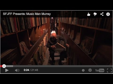 SFJFF Presents: Music Man Murray