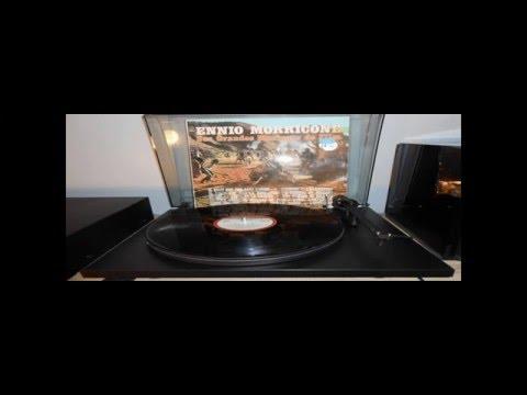 Vinyle - Ennio Morricone - Ses Grandes Musiques de Film