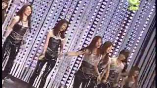 [Perf]Chocolate Love + Gee (Remix) - SNSD (Girls Generation) @ 24th Golden Disk Award (HQ)