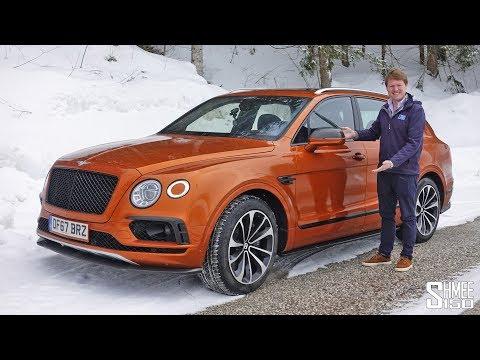 Should You Buy a Bentley Bentayga V8 and Save £30k?! | TEST DRIVE