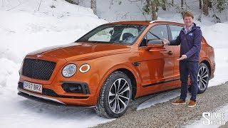 Should You Buy a Bentley Bentayga V8 and Save £30k?! | TEST DRIVE