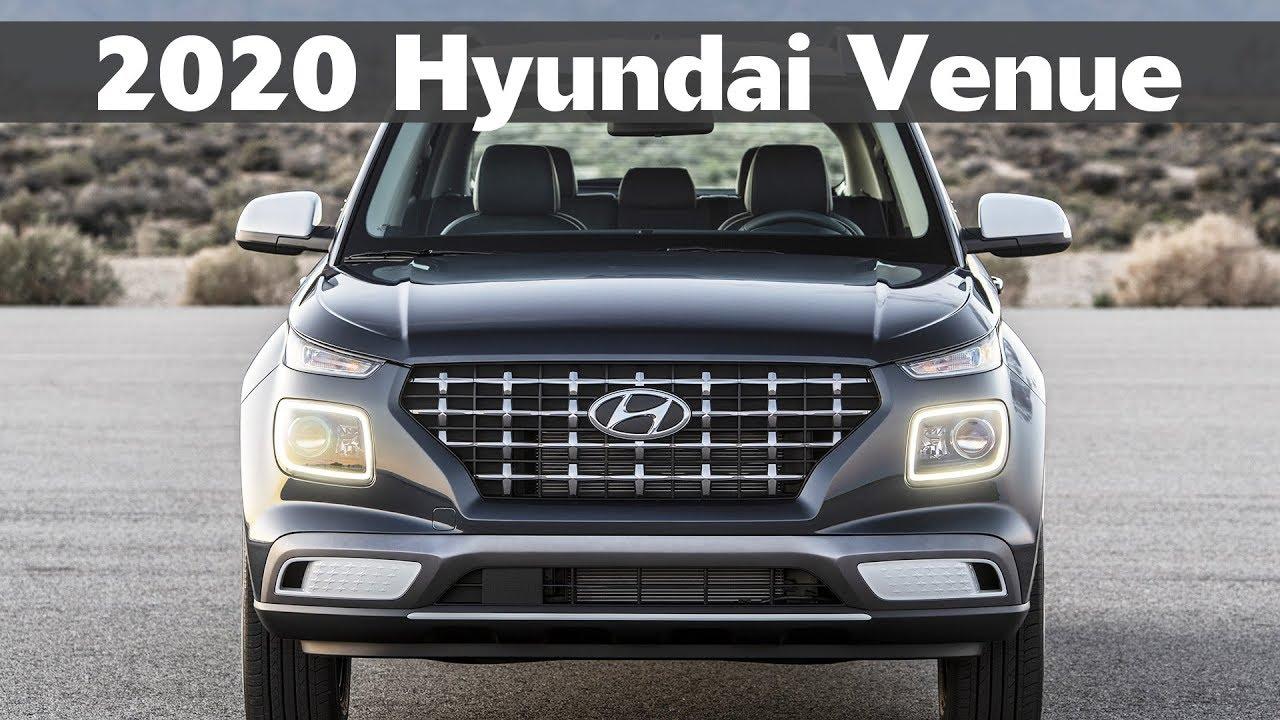2020 Hyundai Venue Everything You Need To Know About Hyundai S