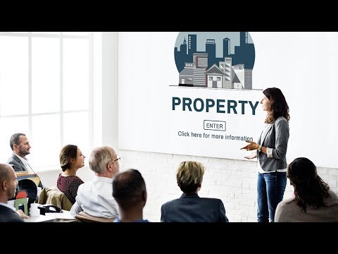 Getting rich from property investment seminars