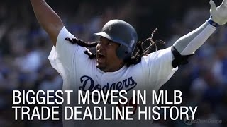 Biggest Moves In MLB Trade Deadline History