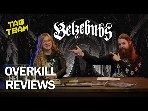 BELZEBUBS – Pantheon of the Nightside Gods Album Review | Overkill Reviews episode thumbnail