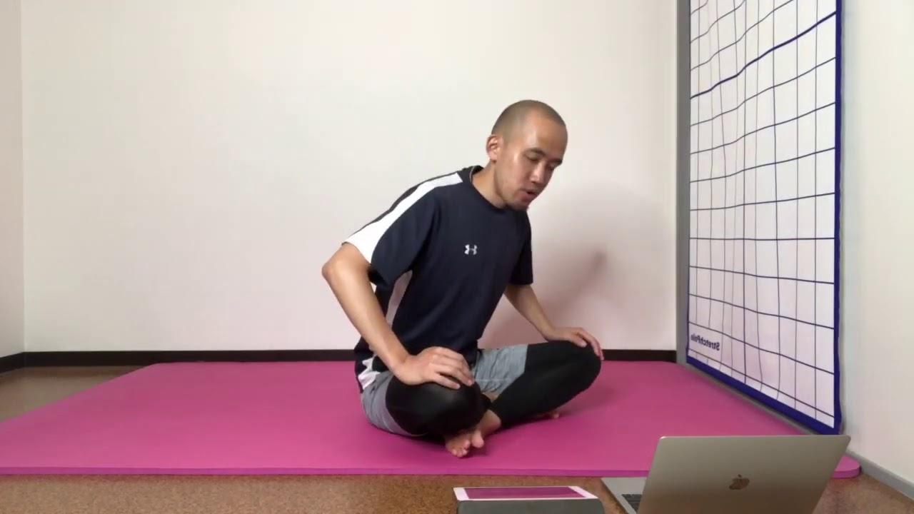 身体にとって良い姿勢を作る〜胸から頭編〜(部分カット)