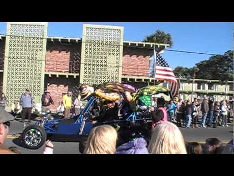 St Andrews Mardi Gras Panama City 2012