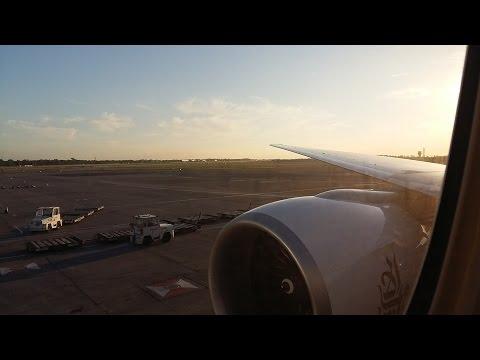Emirates  |  EK163  | 777-300ER  |  Dubai - Dublin  |  Full Flight HD