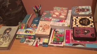 Back to school supplies haul/Povratak u školu