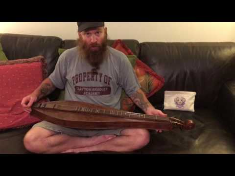 Rabbi's Appalachian Dulcimer