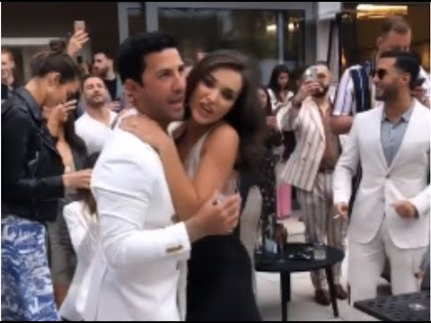 Amy Jackson, fiance George Panayitou celebrate engagement in London Mp3