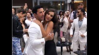 Amy Jackson, fiance George Panayitou celebrate engagement in London