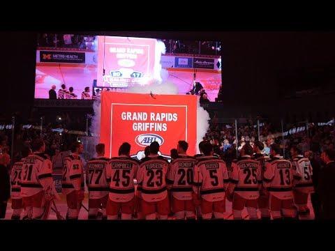 Championship Banner Raising (Full Opening Night Ceremony)