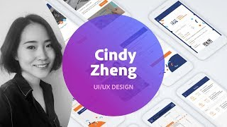 Live UI UX Design With Cindy Zheng 1 Of 3