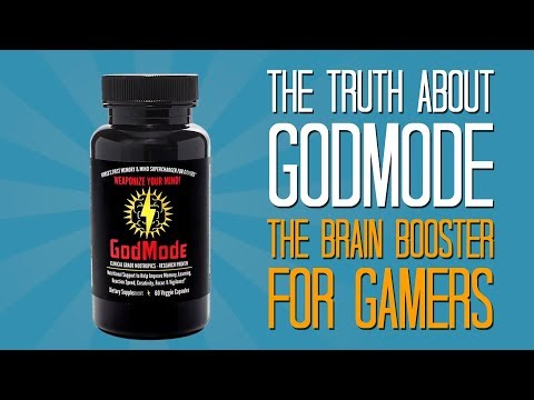 "The truth about GodMode, the ""World's First Brain Booster for Gamers"" - Here's A Thing"