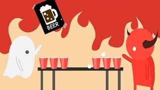 LÊN THIÊN ĐÀNG HOẶC XUỐNG ĐỊA NGỤC! | Afterlife: The Game