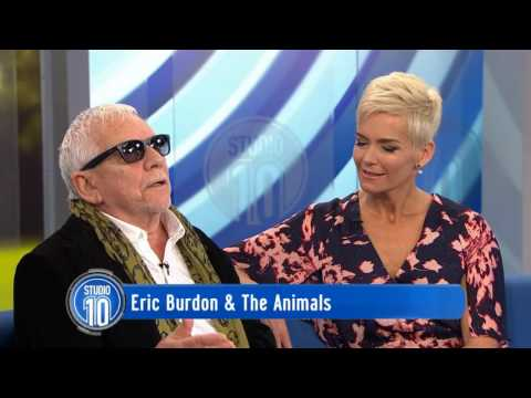Eric Burdon | Studio 10