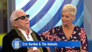 Eric Burdon | Studio 10