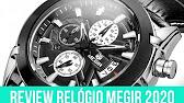 174c03ddd02 Relógio Skone Army Funcional - YouTube