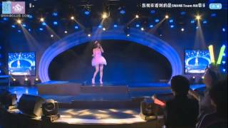 SNH48 TeamNⅡ《前所未有》暨陈问言生日主题公演 容祖兒 我的驕傲 钢琴独奏+beyond 海闊天空+Red Velvet Be Natural翻唱超清(2015 01 25)