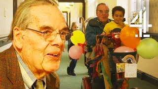 No One Should Be Lonely At Christmas | Old People's Home for 4 Year Olds: Christmas