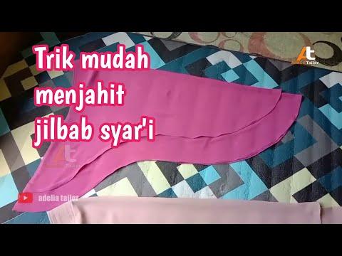 Review Jilbab Syar'i #adeliatailor