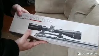 Vortex Crossfire 2 and 6.5 Grendel unboxing