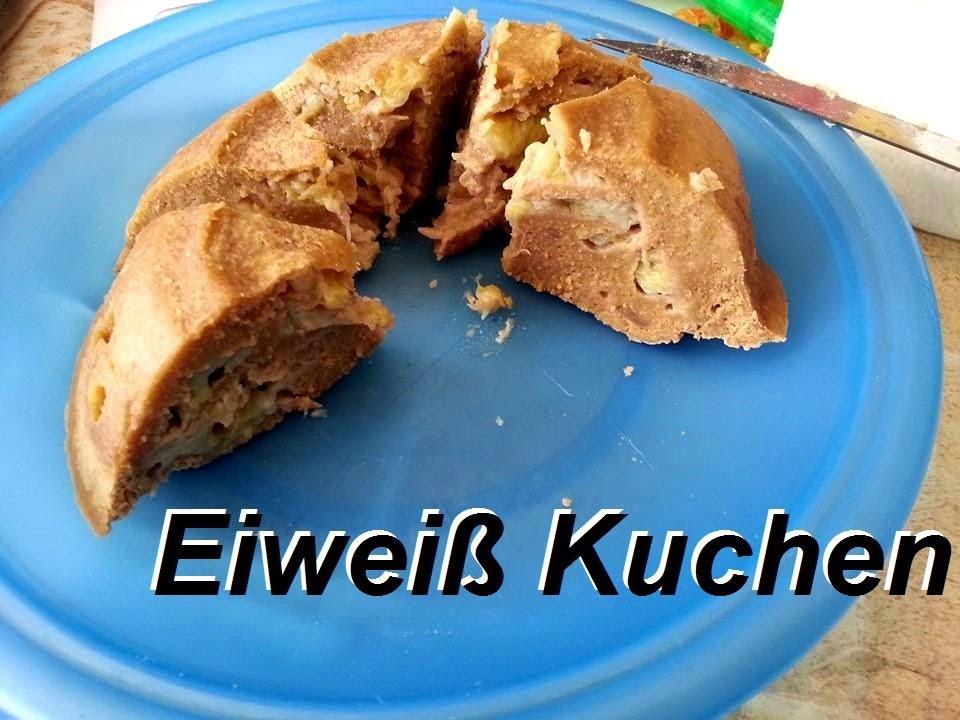 Eiweiss Kuchen In Nur 10 Minuten Ernahrungstipps 6 Youtube