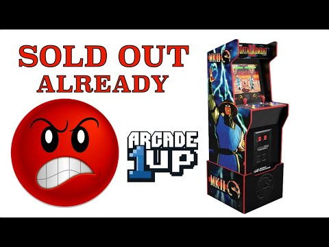 Arcade1Up Midway Legacy Cabinet Sold Out from Original Console Gamer