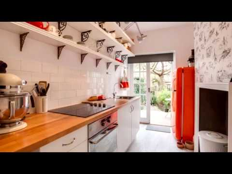 11+ Genius Small Kitchen Decorating Ideas   YouTube