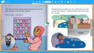 Rameena's Ramadan | Twinkl Originals Children's Book Reading