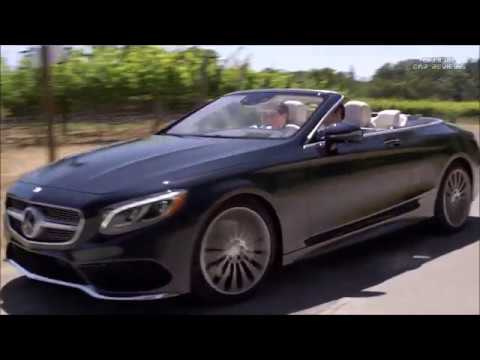 2017 Mercedes Benz S-Class Cabriolet - YouTube