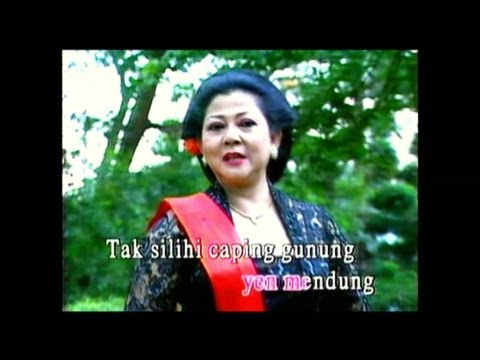 Caping Gunung - Waldjinah (official video)