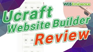 Ucraft Website Builder Review - How Does it Compare to OTHER Website Builders?