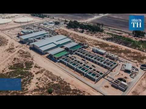 Inside the world's largest desalination plant