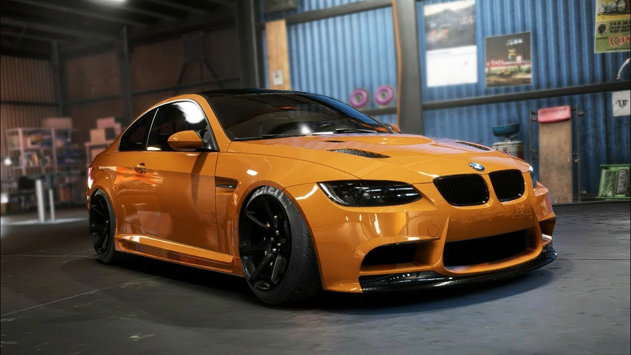 Need For Speed Payback Bmw M3 E92 Drift Build Youtube