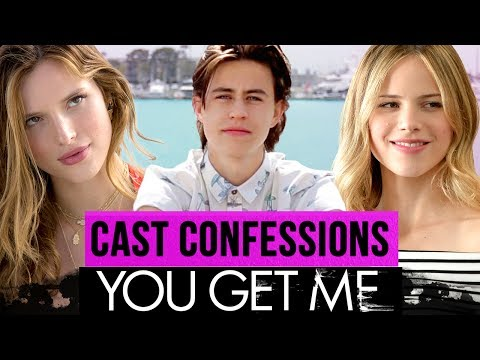 Confessions w/ Nash Grier, Bella Thorne & the YOU GET ME Movie Cast! I Streaming on Netflix June 23!